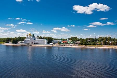 Кострома - город музей