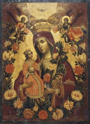 """Перед иконой Божией Матери """""""