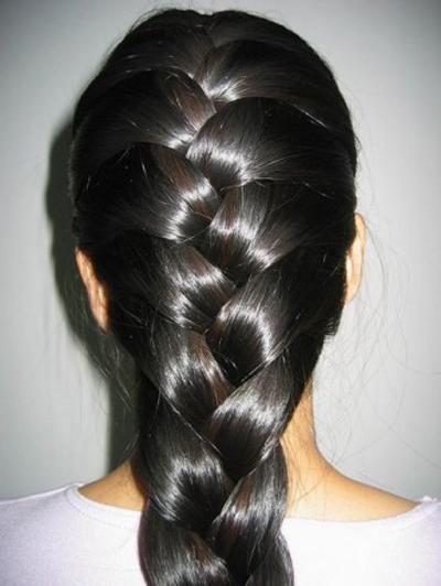 7 причесок с косами | Русская семерка