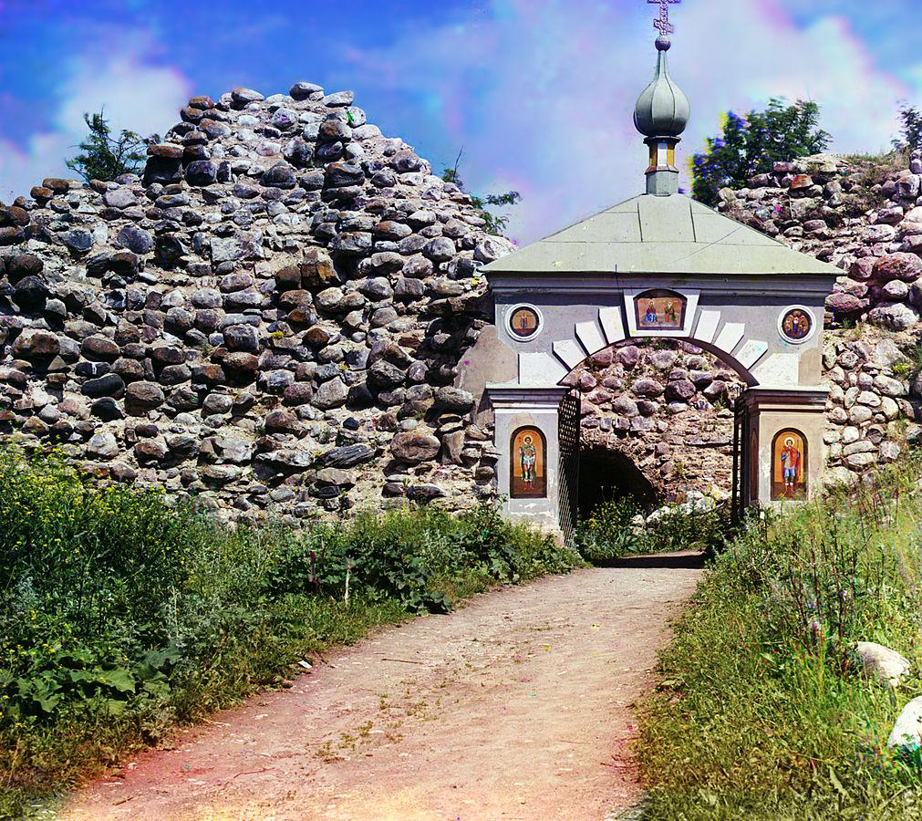 Фото - С. Прокудин-Горский