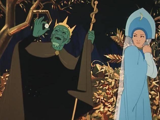 В гостях у сказки - Кащей Бессмертный.