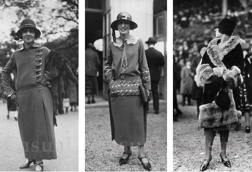 Русская мода в Париже