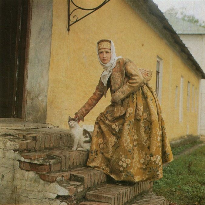 7 образов русской женщины