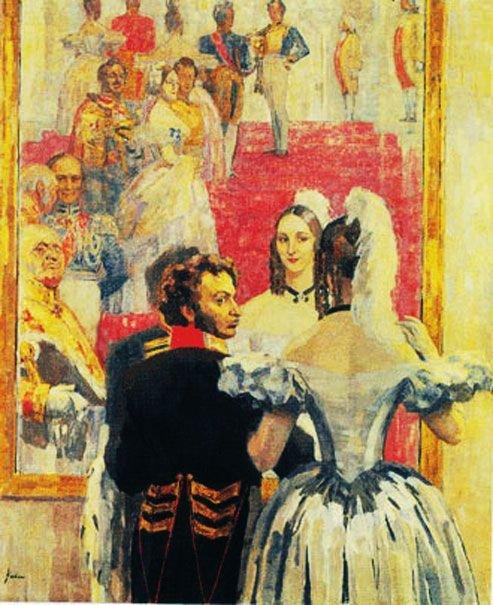7 легенд о дуэли Пушкина