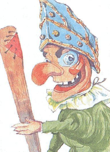 С днем кукольного театра