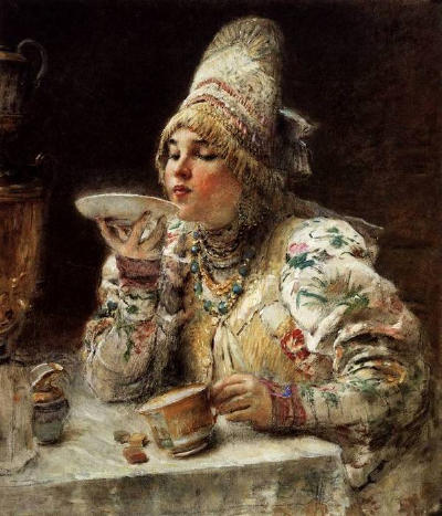 с чем пить чай при похудении