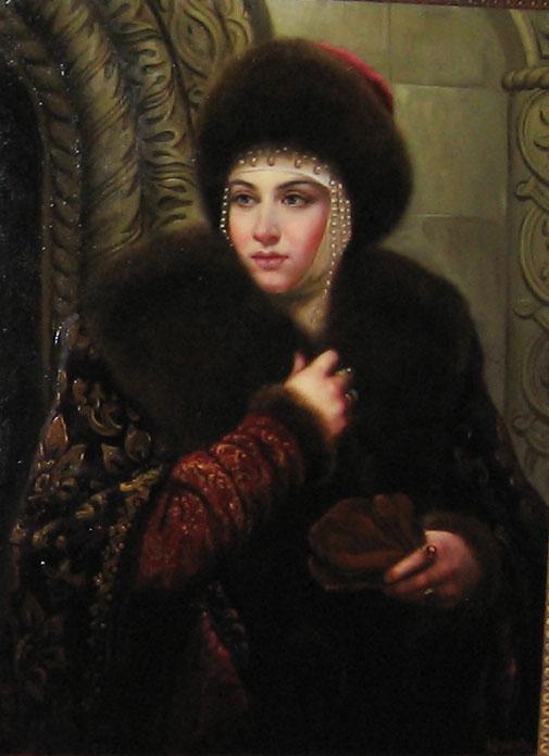 7 жен Ивана Грозного