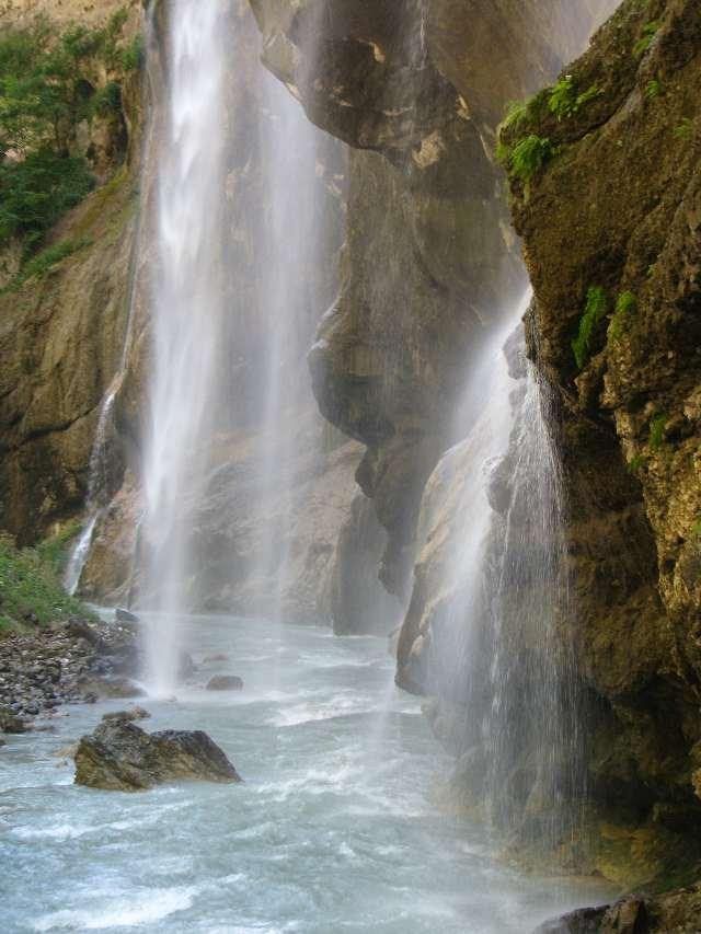 7 водопадов России | Русская