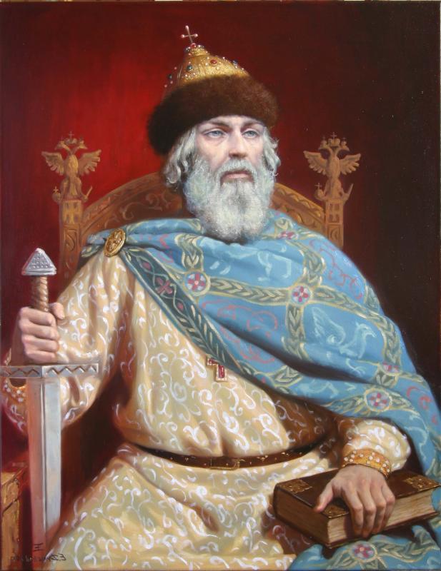 Краткая характеристика всех князей до владимира