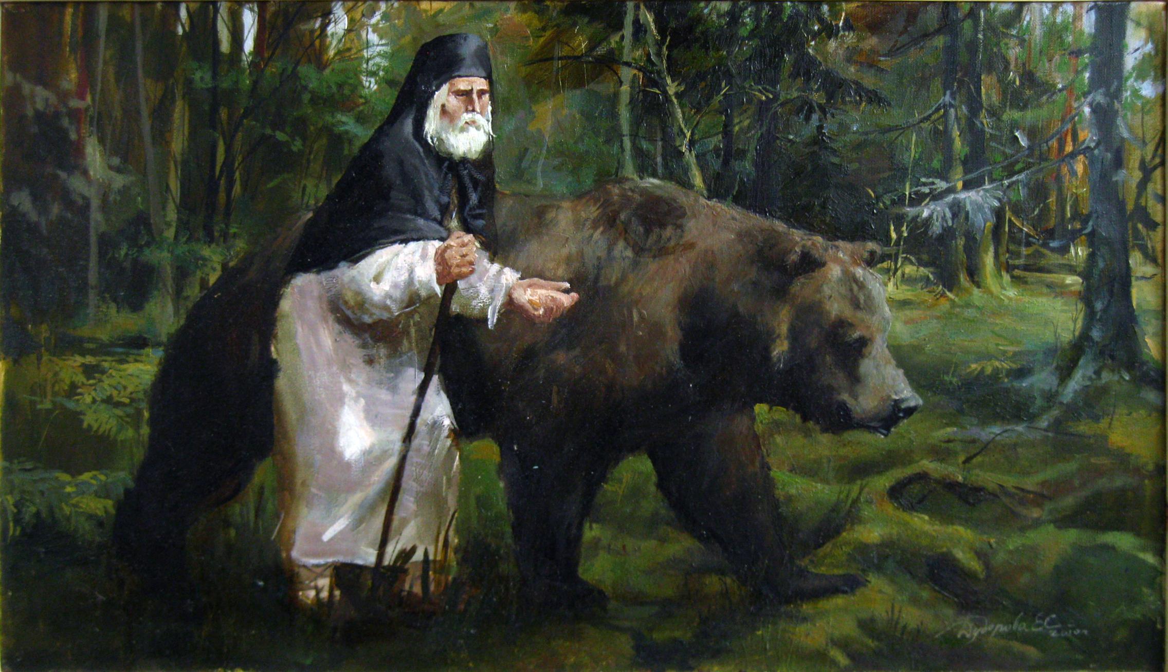 7 наставлений Серафима Саровского