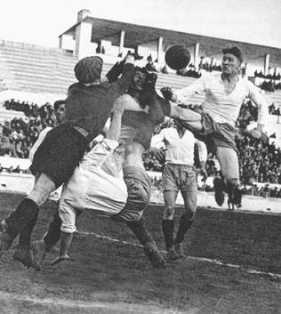 7 фактов о Ленинградском футбольном бунте