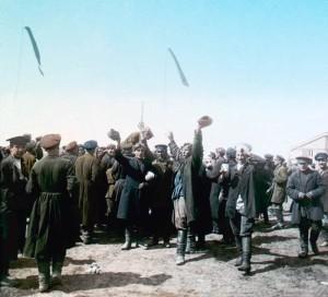 F. Krátk˘: Hurá carovi Chodinské pole, 30. 5. 1896