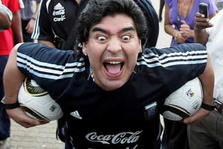Диего-Марадона