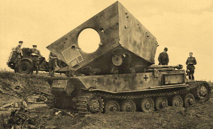 фото танкового поля под прохоровкой