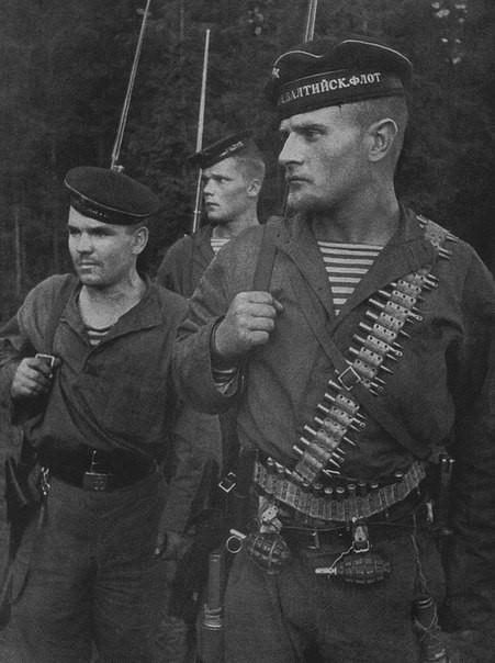 Морские пехотинцы Великой Отечественной