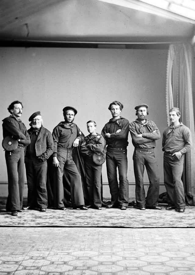 """Русские моряки в Нью-Йорке в 1850-е гг. Пока без """"морской души"""""""