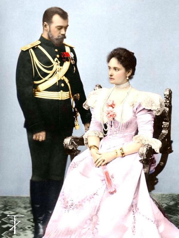Интересные факты о браке Николая II