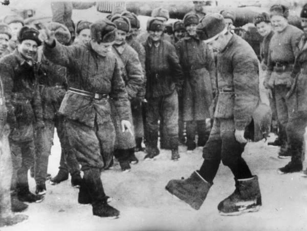 Валенки. Интересные факты о национальной обуви России.