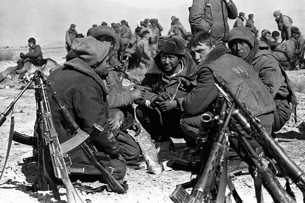 Доклад по теме афганская война 5193