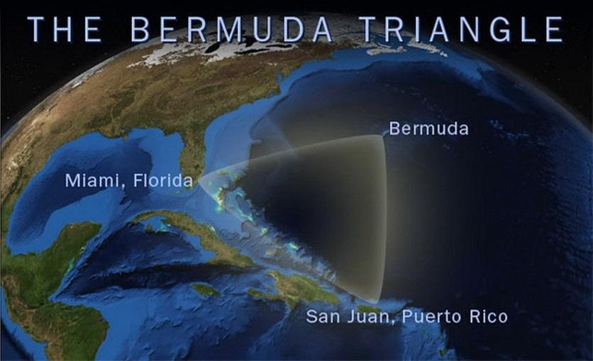Трагические жертвы Бермудского треугольника