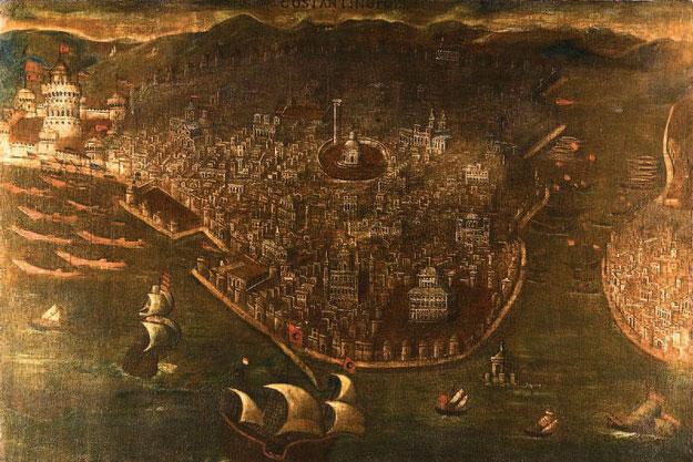 Интересные факты о падении Константинополя