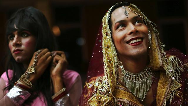 Транссексуал в древней индии