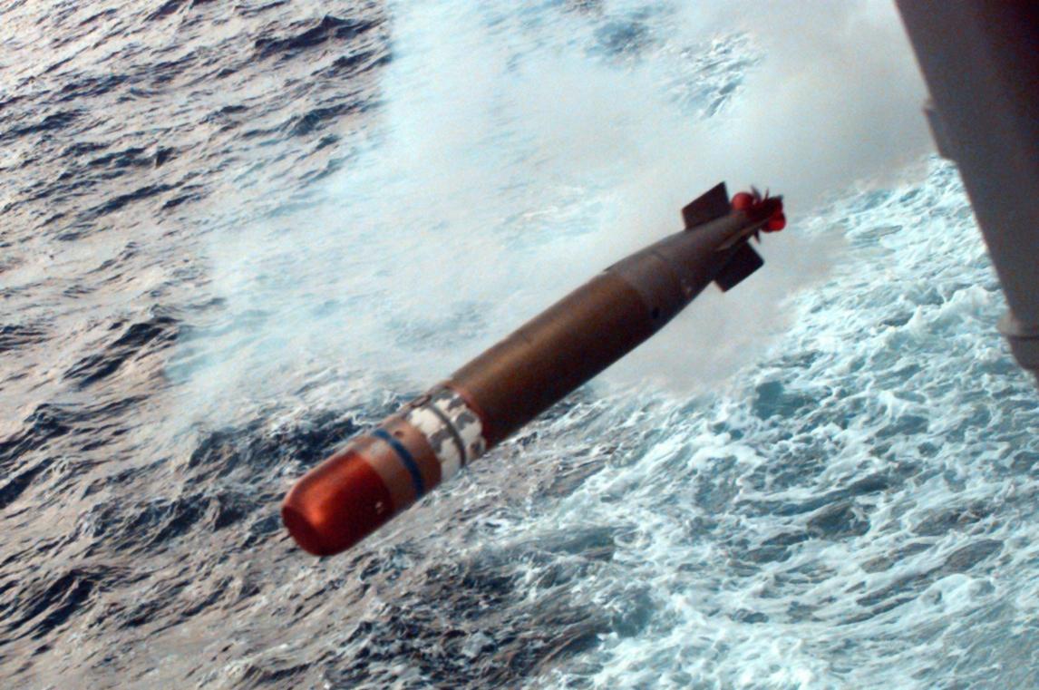 торпеды для подводных лодок россии