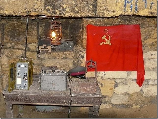 Подземная война: огонь под ногами