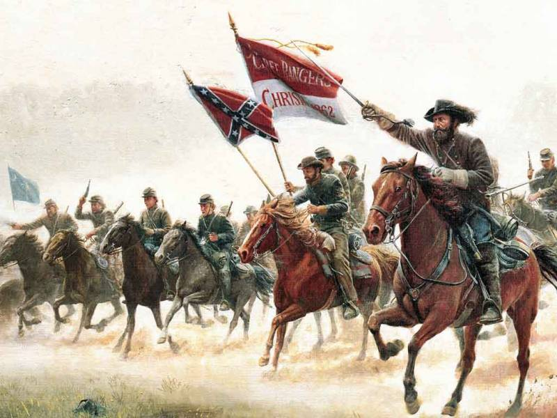 how did the military stalemate of 1861 I secession and military stalemate, 1861-1862 a the secession crisis 1 the civil war was called the war be-  chapter 14 tw o societies at war 1861-1865.