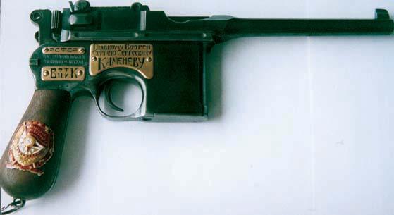 «Маузер»: легендарный «пистолет комиссаров» (8 фото)
