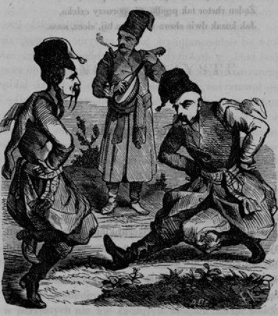 Запорожские казаки: загадочные и свободные