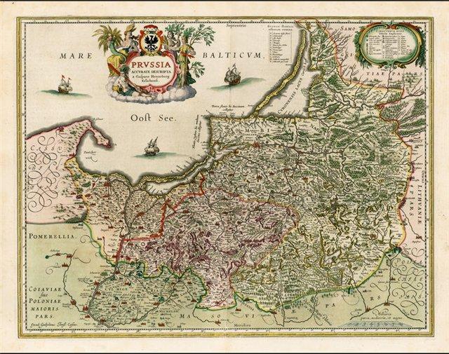 Куда исчезли пруссы