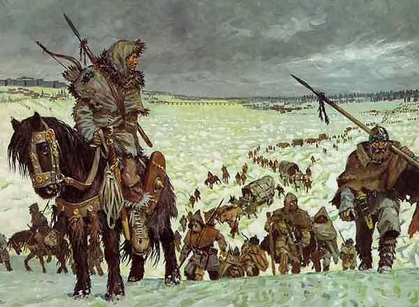 Великое переселение народов: величайшая загадка истории