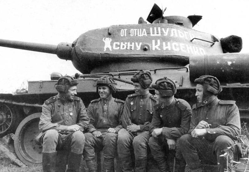 немецкие асы танкисты второй мировой войны