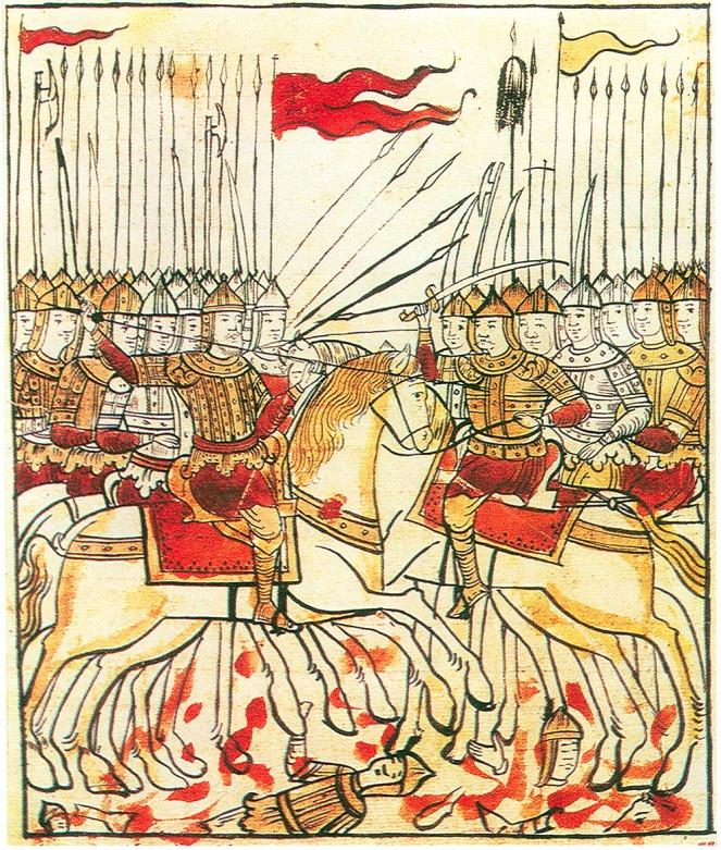 https://russian7.ru/wp-content/uploads/2014/10/Battle_of_Kulikovo_17th_century_miniature-663x781.jpg