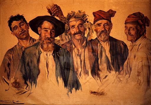 Баски: самые таинственные европейцы