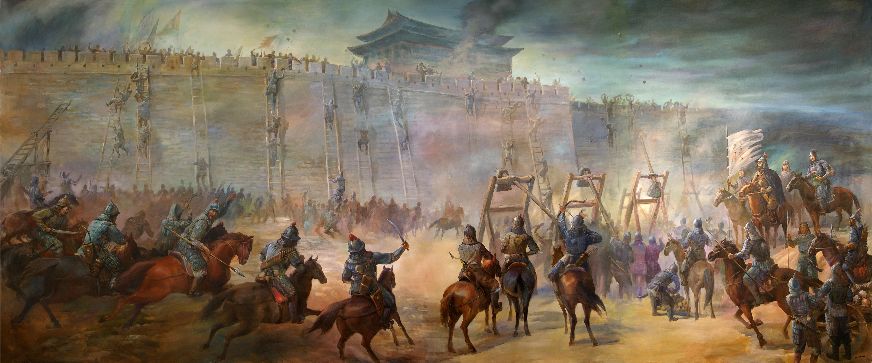 батый монгольский военачальник