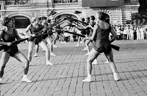 Как русские люди изменились за сто лет