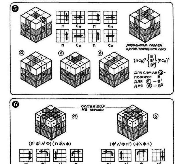 Игра Кубик Рубика