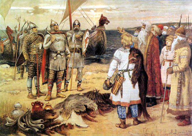 Что скрывает история славян