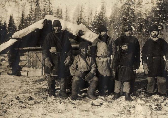 Как за сто лет изменились русские люди (6 фото)