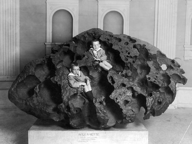 Метеоритные рекорды