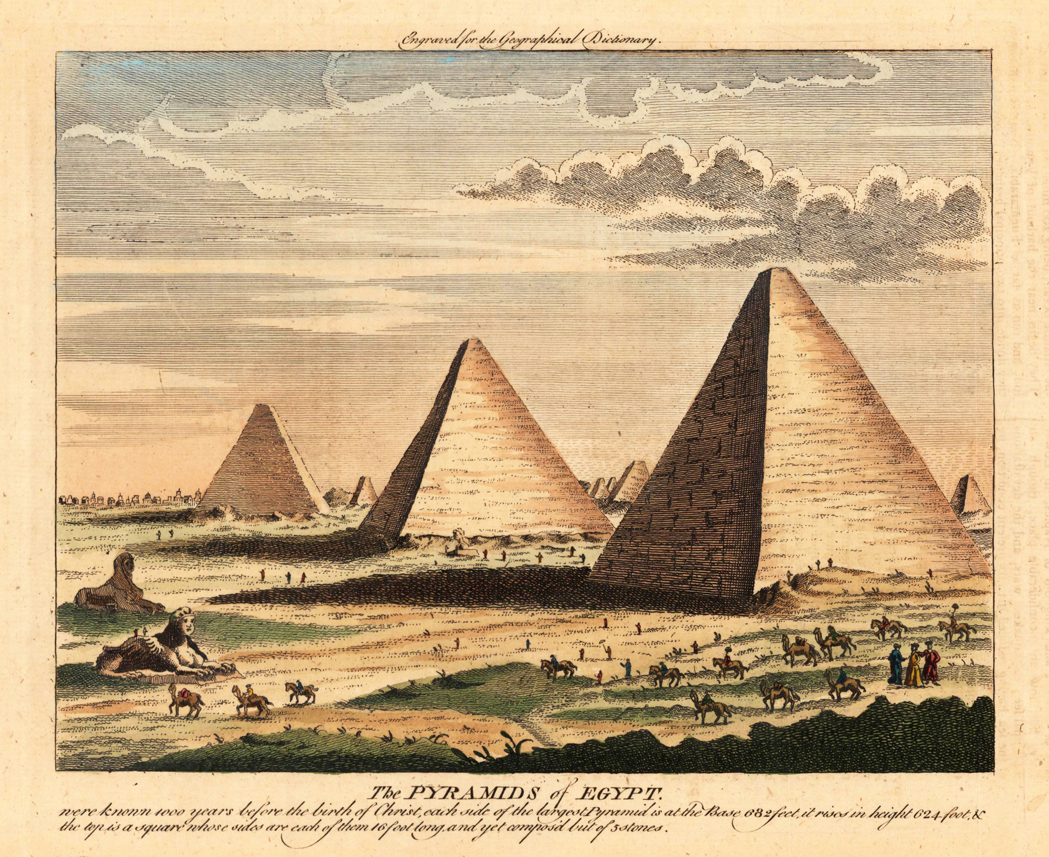Как строили пирамиды