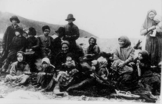 переселение людей в конце 19 века