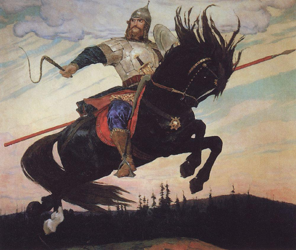 Герои русских былин доклад 5286