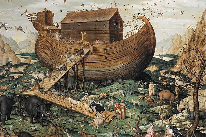 Что мы знаем о Ноевом ковчеге