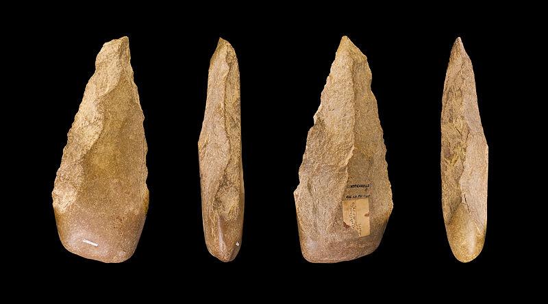 Самые древние артефакты, сделанные руками человека
