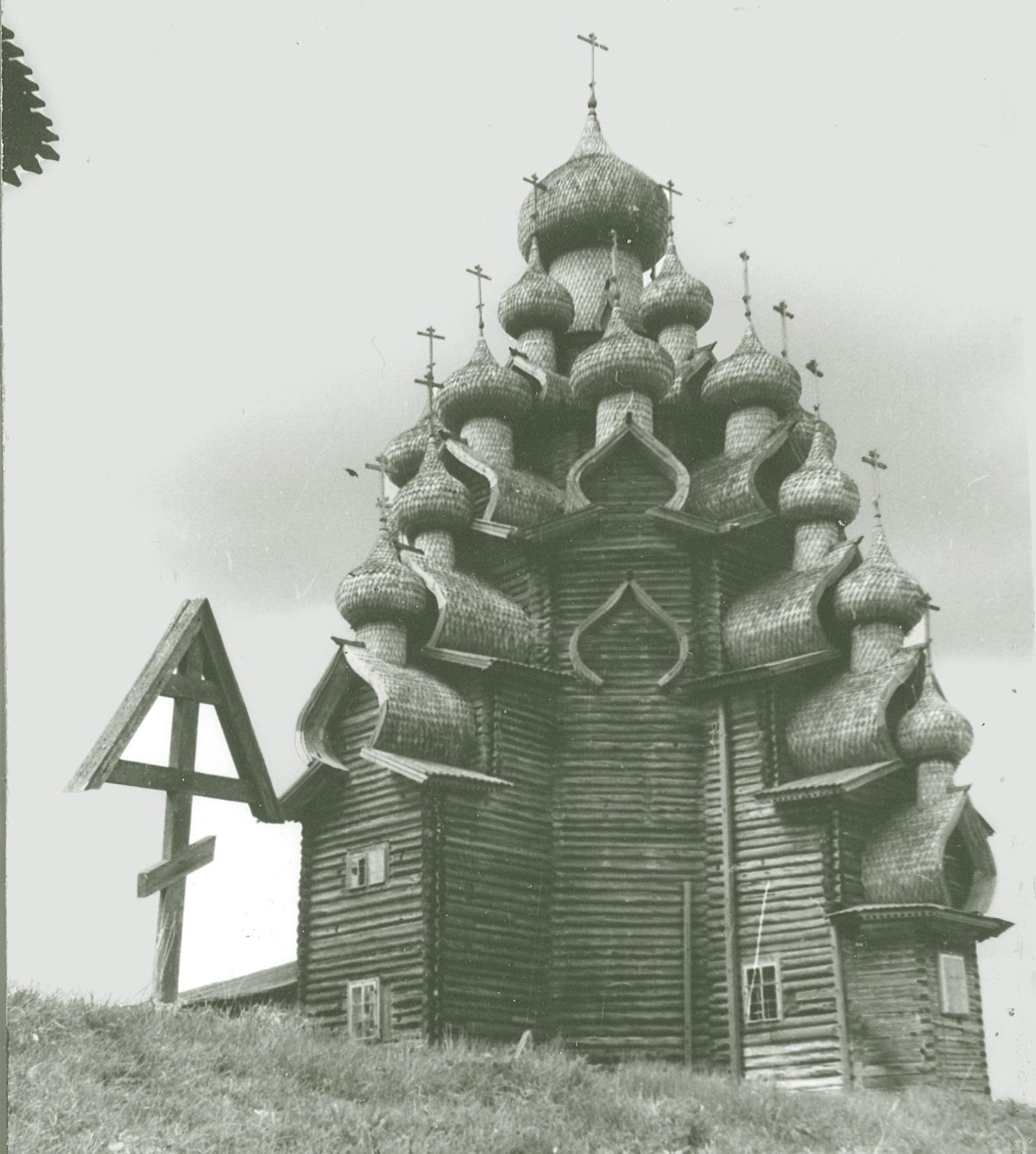 Заонежье: деревянная сказка Русского Севера