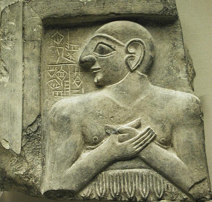 Самые таинственные древние народы (7 фото)