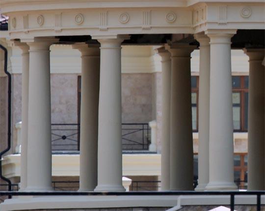 Тосканские колонны
